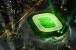"""Турецкий """"Бурсаспор"""" построит стадион в форме крокодила"""
