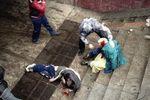 Антимайдановцы в Харькове избивали женщин