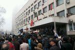 В Мариуполе сепаратисты захватили мэрию