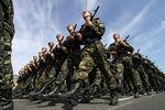 Нацгвардия отправляется на боевое дежурство в район Изюм-Славянск