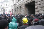 Митинг пророссийских активистов в Харькове: бунт у горсовета и поход к СИЗО