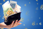 Евро на межбанке упал ниже 18 грн