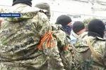 В Красном Лимане вооруженные люди пытались захватить админздания
