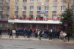 В Горловке сепаратисты грозятся устроить массовый расстрел милиции