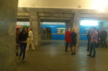 В Киеве временно закроют центральные станции метро