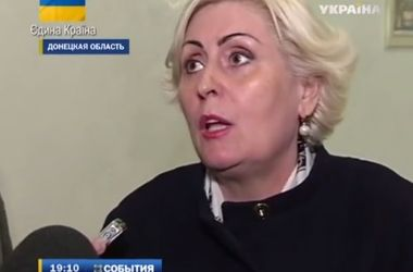 Неля Штепа заявила, что Славянск против федерализации