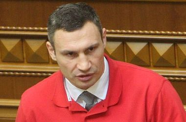 Кличко считает, что в Киеве нужно возрождать предприятия ВПК