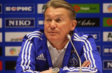 Блохин не подавал в отставку, его уволил Суркис