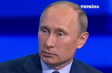 Путин поговорит с россиянами об Украине и западных санкциях