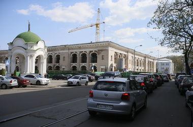 Во время Киевского марафона перекроют пол-Киева