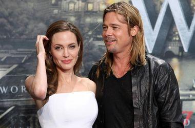 Анджелина Джоли и Брэд Питт хотят двойню