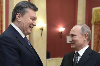 Путин защитил Януковича от обвинения в предательстве