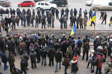 Милиция задержала женщину, которая избивала активиста Евромайдана в Харькове - Аваков
