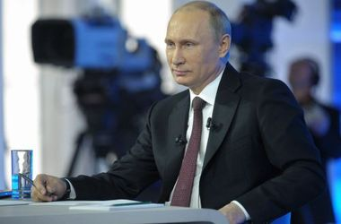 Путин – о расчетах Украины за газ: Заплатили ноль. Мы будем терпеть еще месяц