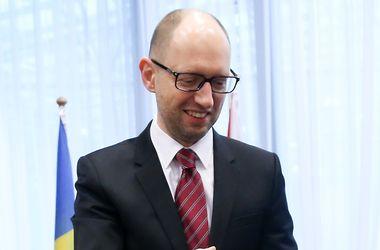 Яценюк: Экономическую часть соглашения об ассоциации подпишет новый президент