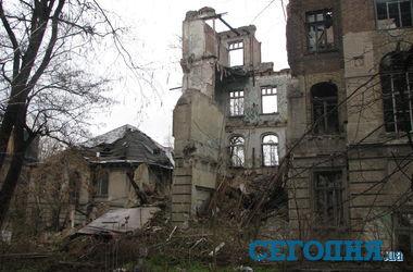 В Днепропетровске старинные здания сносят либо оставляют разрушаться