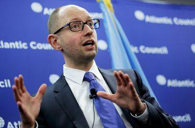 Яценюк: Украине осталось два шага, чтобы войти в ЕС