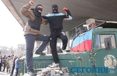 Под Славянском сепаратисты захватили телевышку и отключили украинское ТВ