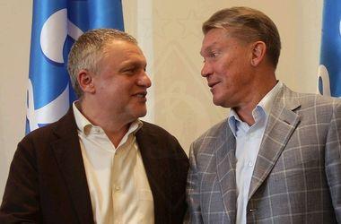 Игорь Суркис рассказал, почему уволил Блохина