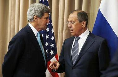 Керри: США введут санкции против РФ, если кризис в Украине не будет утихать