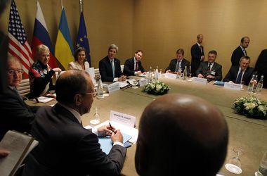 Полный текст заявления по итогам четырехсторонних переговоров в Женеве