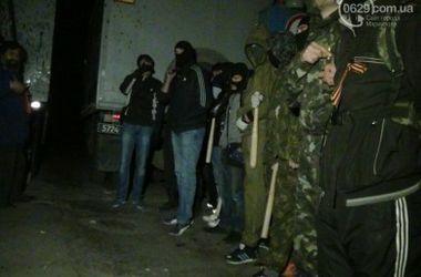 Большинство нападавших на военную часть в Мариуполе имели проблемы с законом - МВД