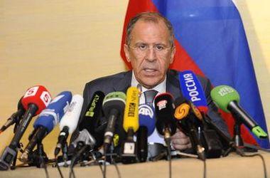 Лавров: У России нет желания вводить войска в Украину