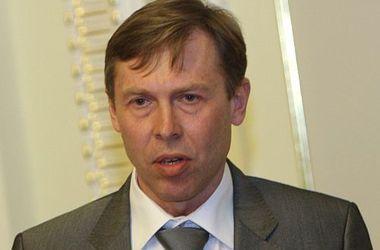 Соболев ожидает от США помощи Украине с космическими средствами связи, ГСМ и бронежилетами