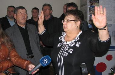 В Днепропетровске тетя Тимошенко создала Штаб сопротивления российской агрессии