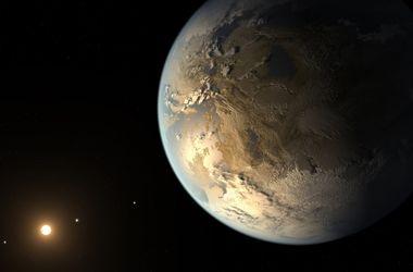 Ученые разглядели в телескоп планету размером с Землю, на которой тоже может существовать жизнь