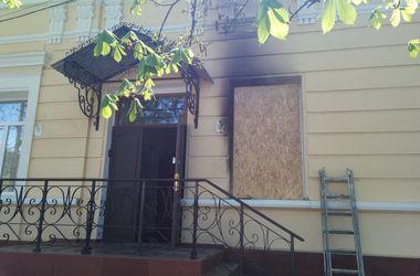 <p><span>Причиной пожара оказалась бутылка с горючей смесью.&nbsp;</span>Фото: investigator.org.ua</p>