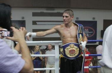 Украинский боксер Копыленко потерпел первое поражение в карьере