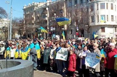 Харьковские ректоры призвали сохранить единство Украины