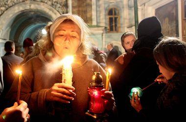 Как в Киево-Печерской Лавре праздновали Пасху