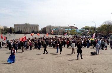 Пророссийские активисты в Харькове обещают, что праздник пройдет без провокаций