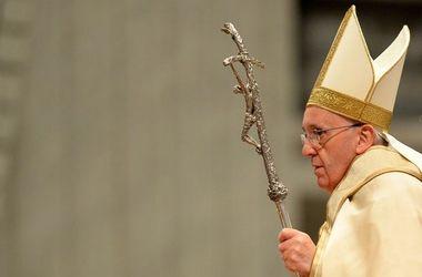Папа Римский поздравил христиан с Пасхой и помолился за мир в Украине