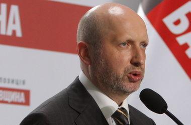 Турчинов рассказал о задачах и трудностях Антитеррористической операции
