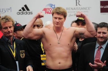 Поветкин не будет драться с украинцем Глазковым