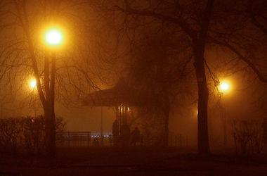Сегодня киевлянам обещают туман