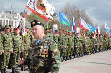 На Юге Украины находится более 20 тысяч российских военных – Минобороны
