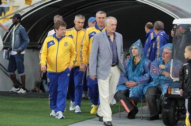 Сборная Украины может сыграть с Ямайкой, Каталонией и Португалией