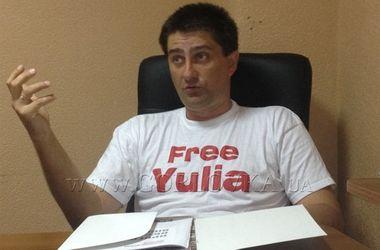 В Славянске из реки вытащили тело мужчины, похожего на похищенного депутата