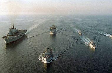 НАТО направило корабли в Балтийское море