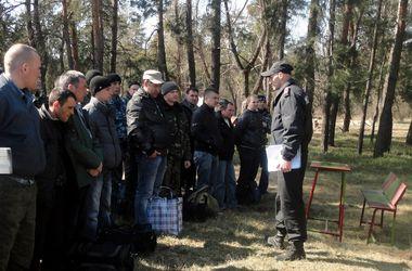 В Харькове сформировали спецбатальоны со снайперами и гранатометчиками