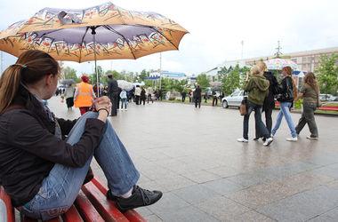 Когда в Украину придет лето