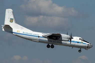 Над Славянском обстреляли самолет Воздушных Сил ВС Украины