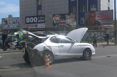 В центре Одессе произошло крупное ДТП: шестеро пострадавших в больнице