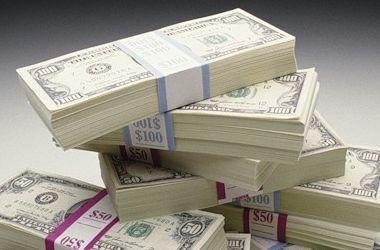 """Курс валют на 23 апреля: Официальный доллар """"поправился"""" на 25 копеек"""