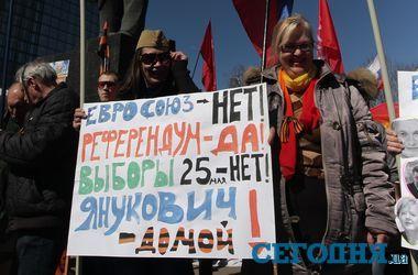 """В """"Донецкой республике"""" без списков избирателей готовятся к референдуму"""
