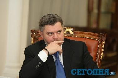 СБУ объявила в розыск бывшего министра Ставицкого